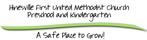 Hinesville First United Methodist Church Preschool & Kindergarten